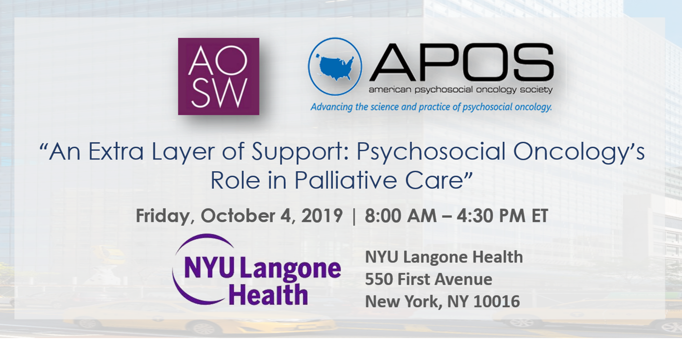 Joint APOS/AOSW NYC Conference | APOS
